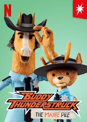 Buddy Thunderstruck: The Maybe Pile