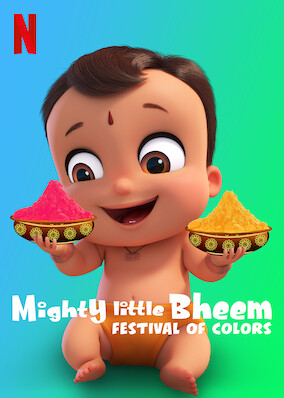 Mighty Little Bheem Festival of Colors (2020)